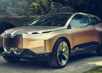 BMW Vision iNext. (Foto: bmwgroup.com)